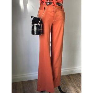 Orange Hippie Pants